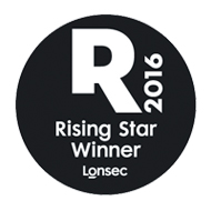 2016  Lonsec Rising Star of the Year - Winner